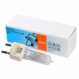 Лампочки - OSRAM 64747 FKJ CP71 (CP40) 230В/1000Вт, цоколь…, 0