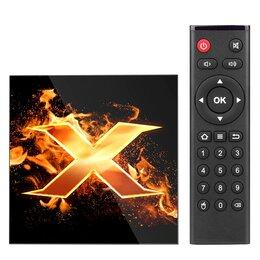 ТВ-приставки и медиаплееры - ТВ приставка Vontar X1, 0