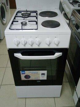 Плиты и варочные панели - Комбинированная газовая плита Beko, 0