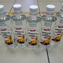 Средства и приспособления для розжига - Жидкость для розжига 0,5 л. с дозатором, 0