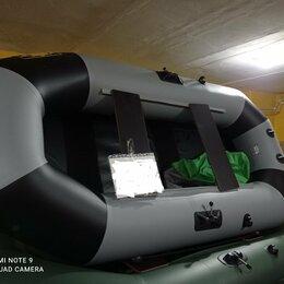 Надувные, разборные и гребные суда - Лодка новая двухместная Прима 260  борт 360 мм, 0