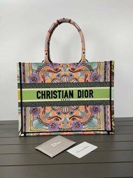 Сумки - Женская сумка Christian Dior Bооk Totе шоппер…, 0