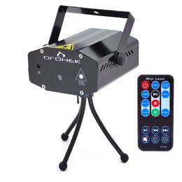 Интерьерная подсветка - Cветовая установка черная Огонек OG-LDS07, 0