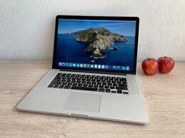 """Ноутбуки - MacBook Pro 15"""" 2015 (2017) i7/16Gb/SSD 256Gb, 0"""