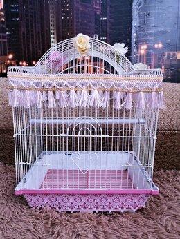 Клетки и домики - Клетка для птиц интерьерная и не только, 0