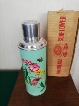 Термосы и термокружки - Термос китайский со стеклянной колбой ссср, 0