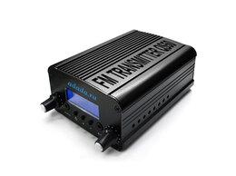 Усилители и ресиверы - FM укв передатчик трансмиттер 76-108 мгц, 1-7Вт, 0