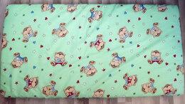 Матрасы - Матрасик 120х60х6 см для детской кроватки, 0