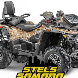 Мототехника и электровелосипеды - Квадроцикл Stels GUEPARD 800G Trophy EPS 2021, 0