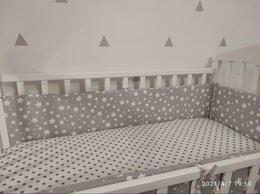 Покрывала, подушки, одеяла - Бортики в детскую кроватку (новые), 0