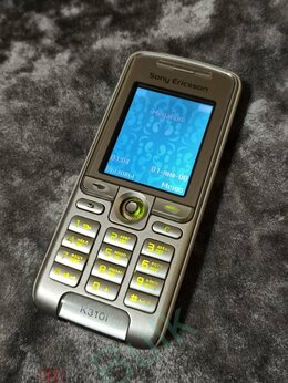 """Мобильные телефоны - Мобильный ТЕЛЕФОН """" Sony Ericsson K310i """".…, 0"""