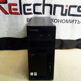 Настольные компьютеры - ПК Lenovo 775 E6300 1x2Gb DDR2 160IDE 946 350W ATX, 0