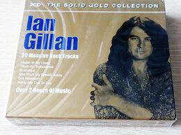 Музыкальные CD и аудиокассеты - Ian Gillan - The Solid Gold Collection 2005…, 0