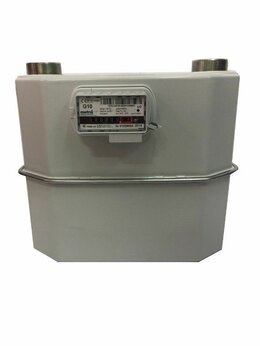 Счётчики газа - Счетчик газа Metrix G10 250 мм 2021  год, 0
