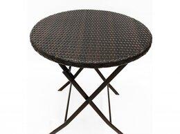 Столы и столики - Стол Соренто круглый раскладной, 0