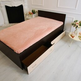 Кровати - Кровать с матрасом 120х200, 0