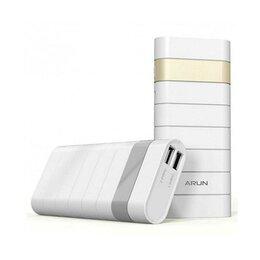 Универсальные внешние аккумуляторы - Внешний аккумулятор Power Bank Arun Y305 15000 mAh, 0