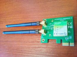 Оборудование Wi-Fi и Bluetooth - Wi-Fi адаптер TP-LINK TL-WN881ND., 0