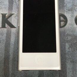 Цифровые плееры - Apple iPod Nano 16GB, 0