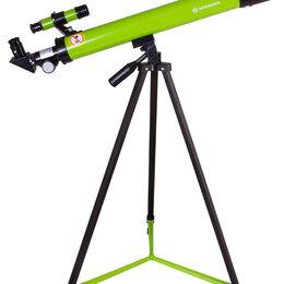 Телескопы - Телескоп Bresser Junior Space Explorer 45/600 AZ, зеленый, 0