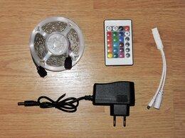 Светодиодные ленты - Светодиодная лента RGB 5 метров, 0