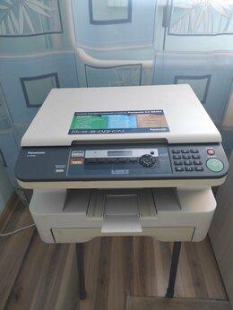 Принтеры и МФУ - МФУ лазерный Панасоник, 0
