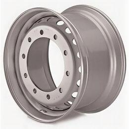 Шины, диски и комплектующие - Грузовой диск Lemmers 335/11,75 R22,5 ET120 DIA281, 0