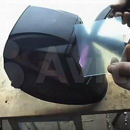 Маски и очки - Пластина поликарбонатная защитная, маска сварщика, 0