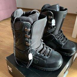 Ботинки - Ботинки для сноуборда DC Lynx black US12 (30 см), 0