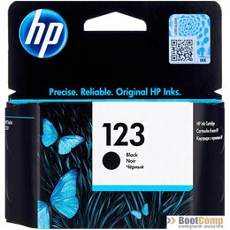 Картриджи - Картридж HP F6V17AE №123 для HP 2130, 0