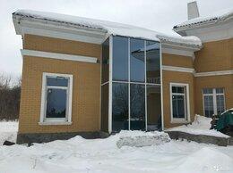 Окна - Теплые алюминиевые фасадные окна, 0