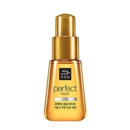 Маски и сыворотки - Легкая сыворотка-масло для сухих волос MISE EN SCENE Perfect Serum Light, 0
