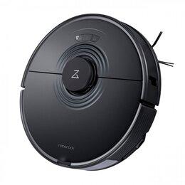 Роботы-пылесосы - Робот - пылесос Roborock S7 - черный, 0
