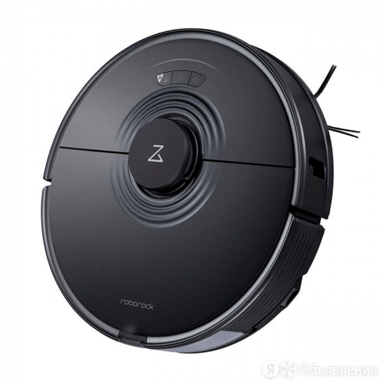 Робот - пылесос Roborock S7 - черный по цене 42990₽ - Роботы-пылесосы, фото 0