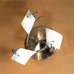 Настенно-потолочные светильники - Светильник Lussole LSL-1399-03 Dragoni, 0