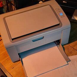 Принтеры, сканеры и МФУ - Принтер лазерный чёрно-белый ML-2160, 0