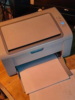 Принтеры и МФУ - Принтер лазерный чёрно-белый ML-2160, 0