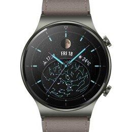 Умные часы и браслеты - Умные часы Huawei Watch GT 2 Pro Vidar-B19V Nebula Grey, 0