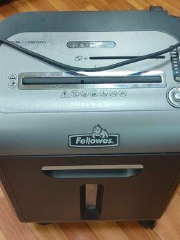 Машинки для уничтожения бумаг - Шредер fellowes ms-450ci, 0