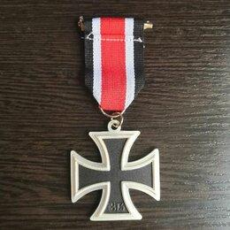 Жетоны, медали и значки - Реплика немецкий железный крест 2-го класса, 0