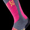 Носки UYN Ski All Mountain Medi Grey/Pink ж. по цене 1313₽ - Брюки, фото 1