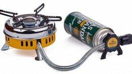 Туристические горелки и плитки - Газовая плита MINI-2000, Tourist, 0