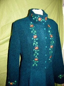 Пальто - Женское пальто деми, 0
