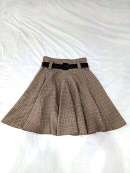 Юбки - Абсолютно новая юбка-годе(44-46), 0