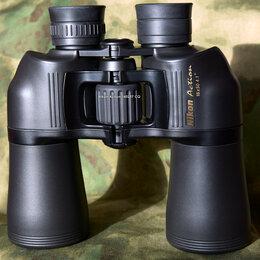 Бинокли и зрительные трубы - Бинокль Nikon Action VII 16x50, 0