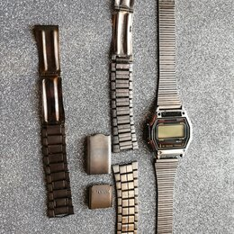 Ремешки для умных часов - Часы Монтана . MONTANA . - С.Ш.А. с нержавеющими браслетами ., 0