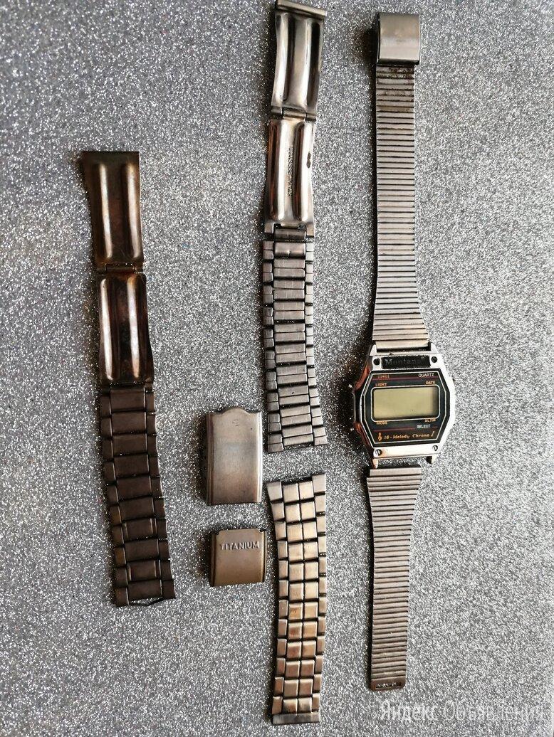 Часы Монтана . MONTANA . - С.Ш.А. с нержавеющими браслетами . по цене 1000₽ - Ремешки для умных часов, фото 0