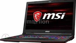 Ноутбуки - Ноутбук MSI GL63 9SEK-1031RU, 0