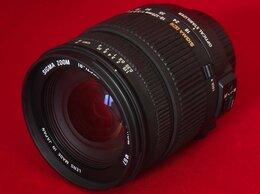 Объективы - Sigma AF 18-125mm f/3.5-5.6 DC HSM (гарантия, чек), 0