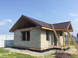 Готовые строения - Баня А Не Бочка 6 Х 5 Керамзитный Блок, 0